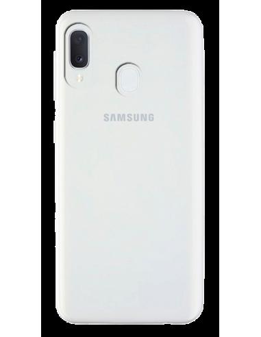 Funda personalizada para Samsung Galaxy A20e de silicona gel transparente
