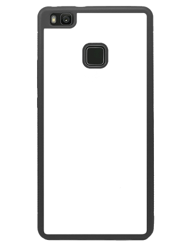 Funda personalizada para Huawei P9 lite de borde negro de TPU