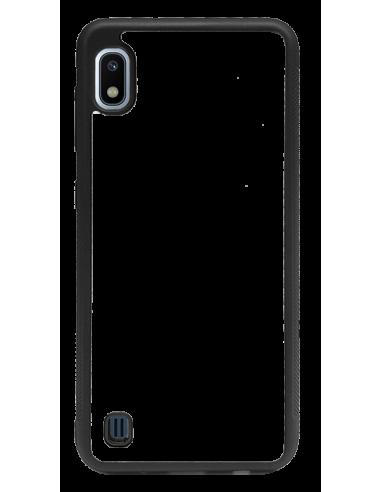 Funda personalizada para Samsung Galaxy A10 de borde goma flexible