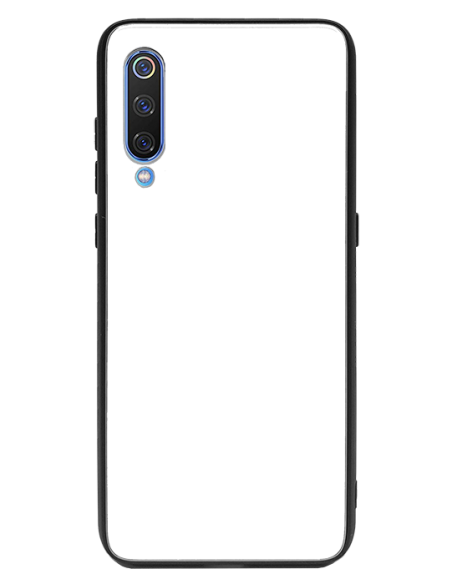 Funda personalizada para Xiaomi Mi 9 y Mi 9 SE de TPU cristal efecto espejo