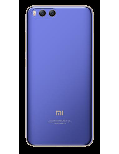 Funda personalizada para Xiaomi Mi 6 de silicona transparente flexible