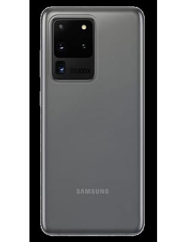 Funda personalizada para Samsung Galaxy S20 Ultra de silicona transparente