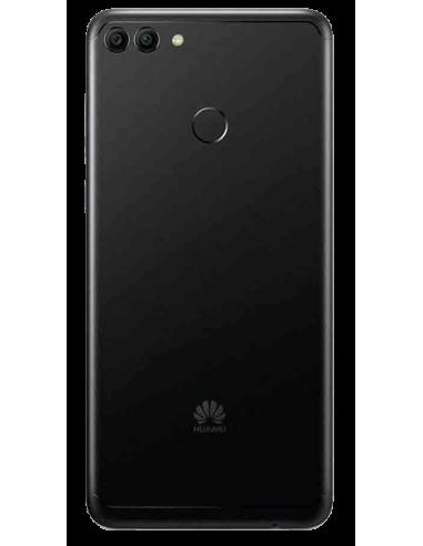 Funda personalizada para Huawei Y9 2018 de silicona transparente flexible