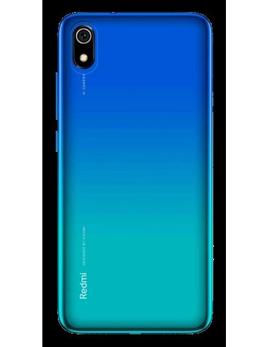 Funda personalizada para Xiaomi Redmi 7A de silicona transparente flexible