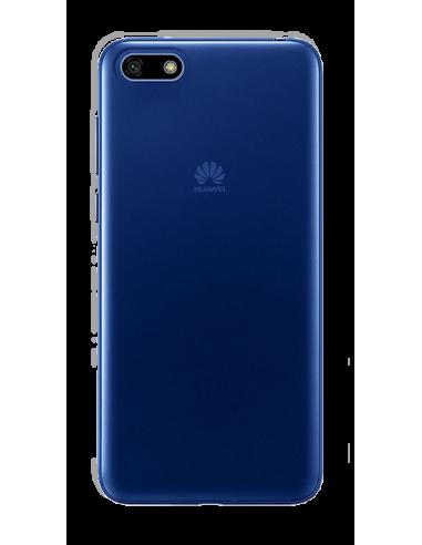 Funda personalizada para Huawei Y5 2018 de silicona transparente flexible