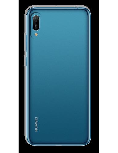 Funda personalizada para Huawei Y6 2019 de silicona transparente flexible