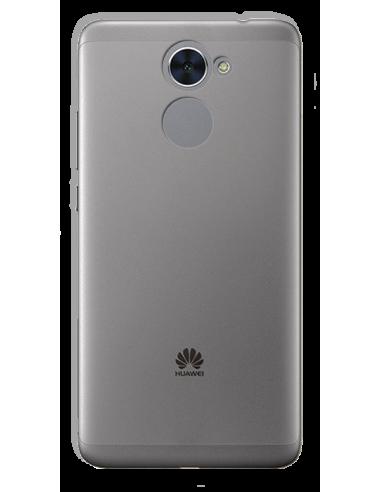 Funda personalizada para Huawei Y7 de silicona transparente flexible