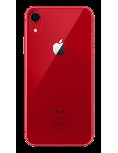 Funda personalizada para iPhone XR de silicona gel transparente